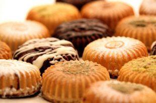صورة حلويات العيد بالصور سهلة , صنع الحلويات البسيطه فى العيد