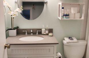 صورة ديكورات حمامات صغيرة جدا وبسيطة , ديكورات حمامات رائعه
