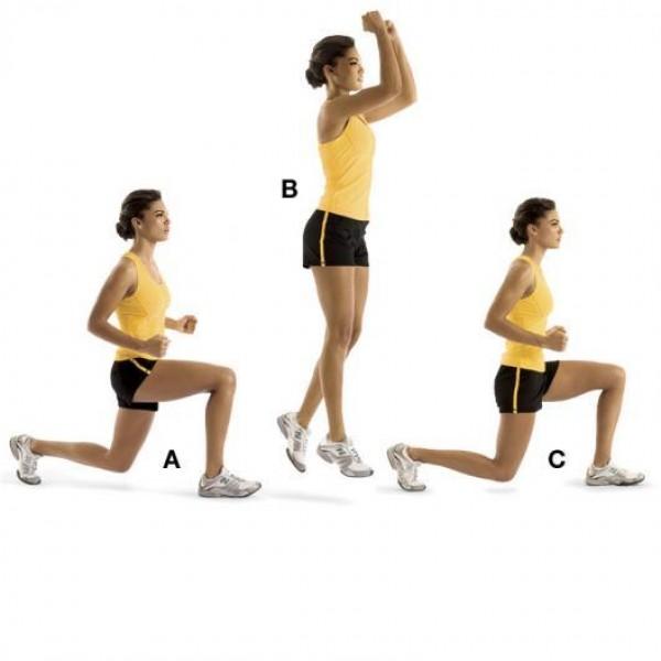 بالصور تمارين اللياقة البدنية , اقوى التمارين لشد الجسم 999