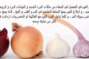 بالصور فوائد الثوم للجسم , مزايا الثوم للبشرة والشعر 129 3 310x205