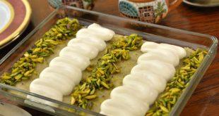صوره وصفات حلويات منال العالم , احلى الحلويات بطريقة سهلة