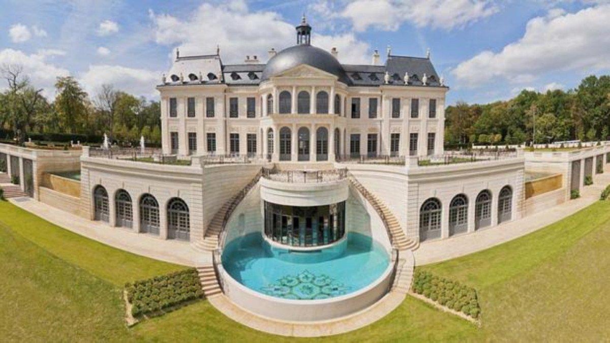 بالصور اكبر بيت في العالم , بيت كبير جدا 1964 7