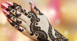صوره نقش الحناء بالصور , اجمل نقوش الحناء للعرائس