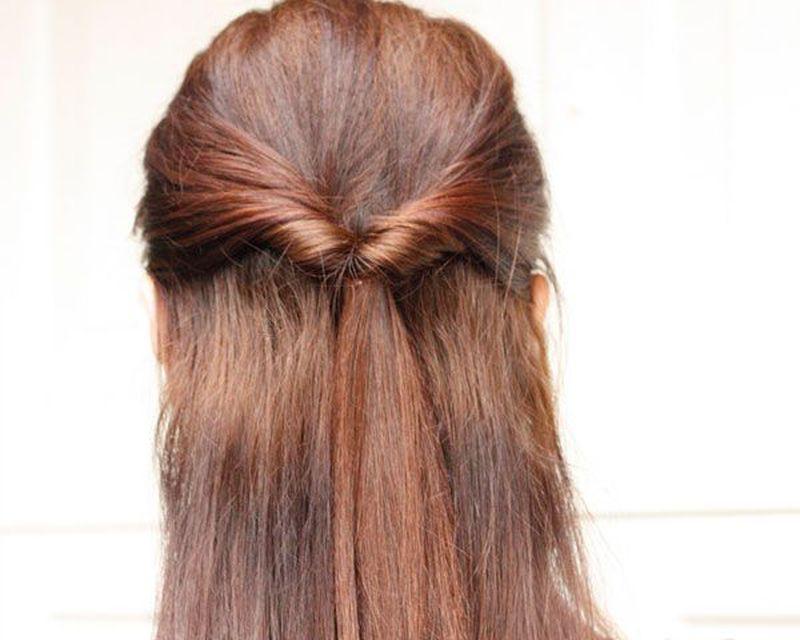 بالصور تسريحات بسيطة للشعر , ابسط تسريحات الشعر 2161 10
