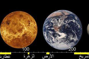 صورة اقرب كوكب الى الارض , ماهو اقرب كوكب لكوكب الارض