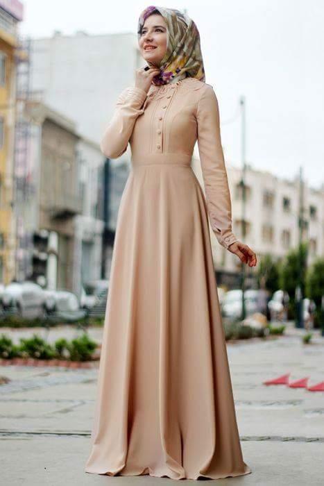 بالصور ملابس محجبات تركية , تصميمات ازياء تركية جديدة 245 10