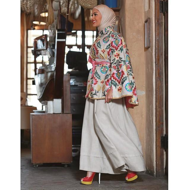 بالصور ملابس محجبات تركية , تصميمات ازياء تركية جديدة 245 4