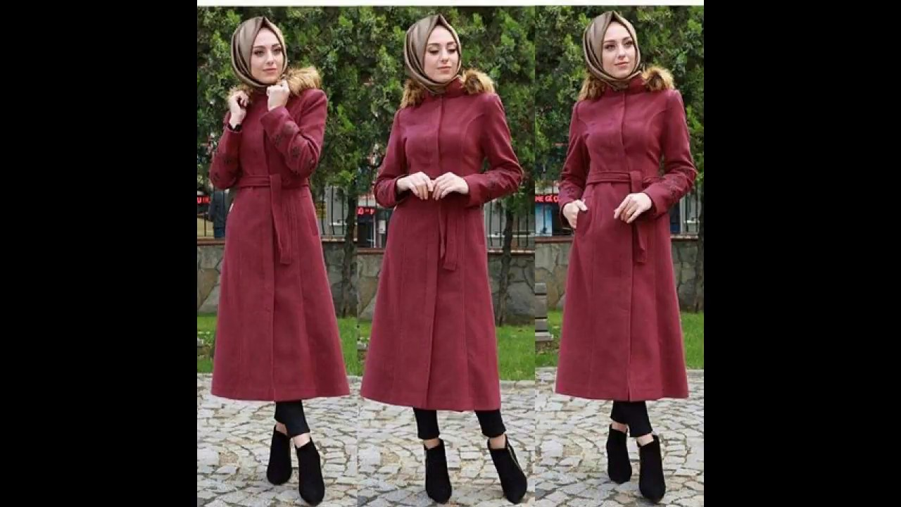 بالصور ملابس محجبات تركية , تصميمات ازياء تركية جديدة 245 7