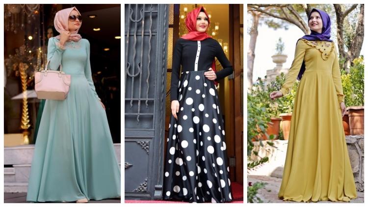 بالصور ملابس محجبات تركية , تصميمات ازياء تركية جديدة 245 8