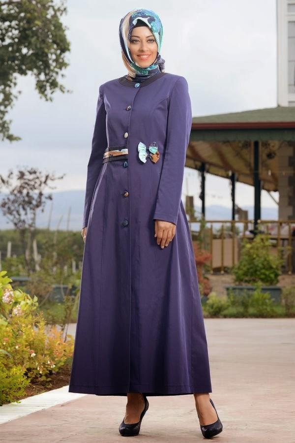 بالصور ملابس محجبات تركية , تصميمات ازياء تركية جديدة 245 9