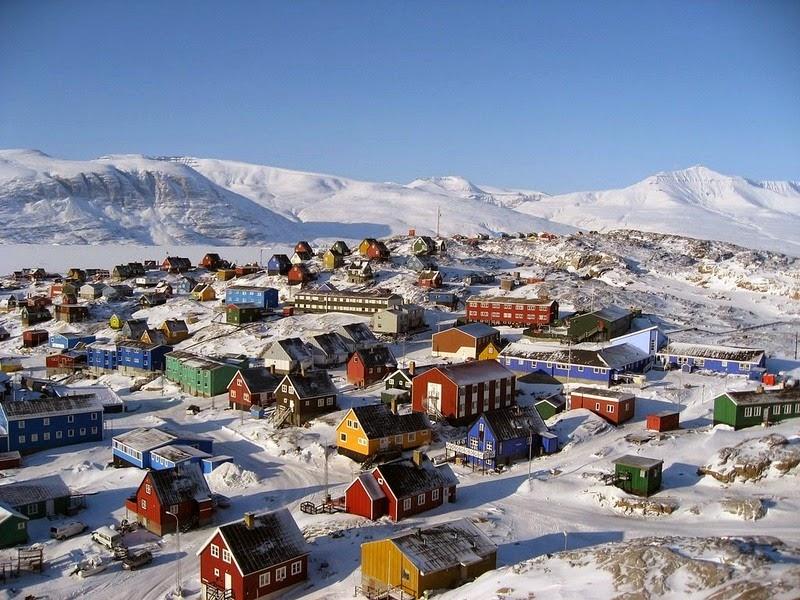 صوره اكبر جزيرة في العالم قبل اكتشاف استراليا , معلومات جغرافية عن جزيرة جرين لاند
