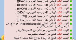 صور مرض الكبد الوبائي , معلومات عن فيروسات الكبد الوبائية وطرق الوقاية والعلاج