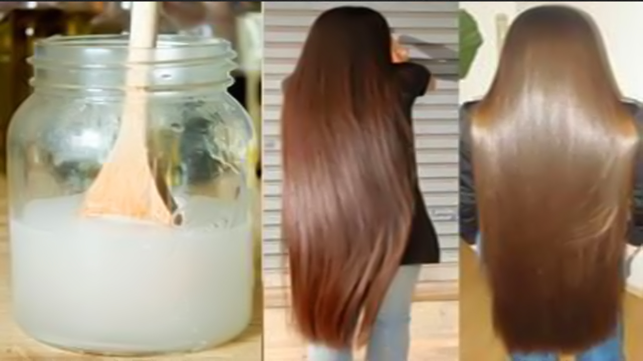 صوره تطويل الشعر بسرعه فائقه , اسرع وصفة لتطويل الشعر واكسابه الصحة واللمعان