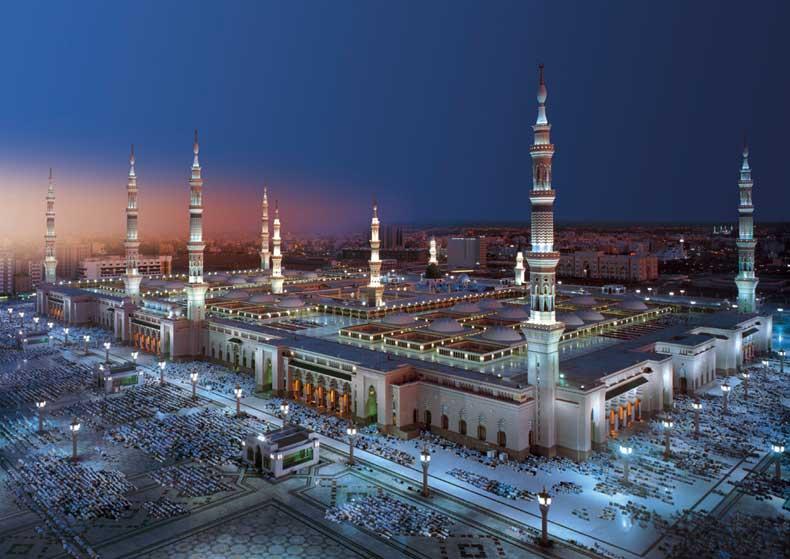 صور صور المدينة المنورة , صور مميزة لمعالم المدينة والمسجد النبوي