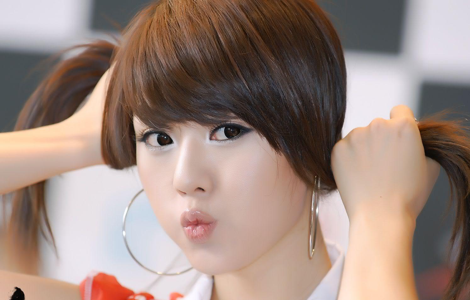 بالصور اجمل بنات كوريات في العالم , ملكات جمال كوريا 3553