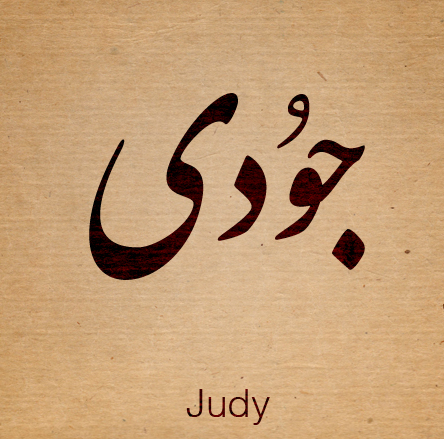 بالصور معنى اسم جودي , المقصود باسم جودى 3562 1