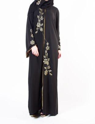 صورة عبايات كويتية , اجمل عبايات بالكويت 3563 1