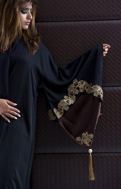 صورة عبايات كويتية , اجمل عبايات بالكويت 3563 3