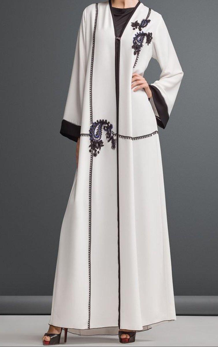 صورة عبايات كويتية , اجمل عبايات بالكويت 3563 4