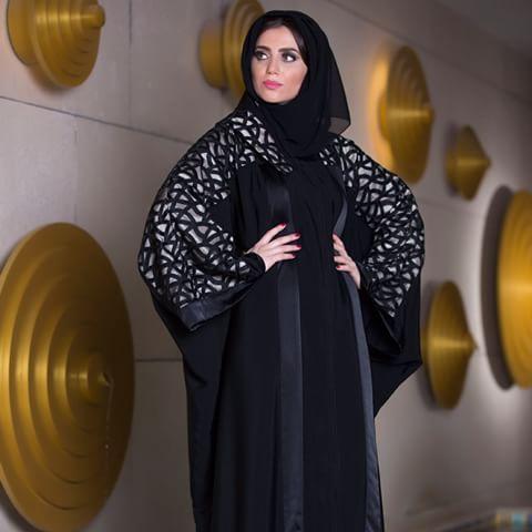 صورة عبايات كويتية , اجمل عبايات بالكويت 3563 5