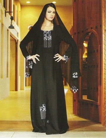 صورة عبايات كويتية , اجمل عبايات بالكويت 3563 8