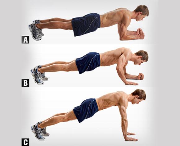بالصور تمارين العضلات , رياضة لتكوين عضلات الجسم 3569 2