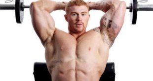 صوره تمارين العضلات , رياضة لتكوين عضلات الجسم