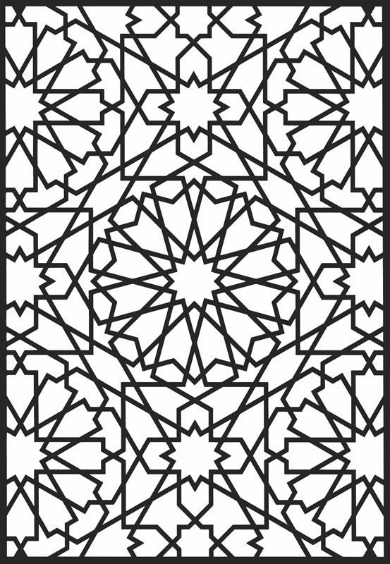 بالصور زخرفة عربية , نقوش متنوعة و عربية 3571 7