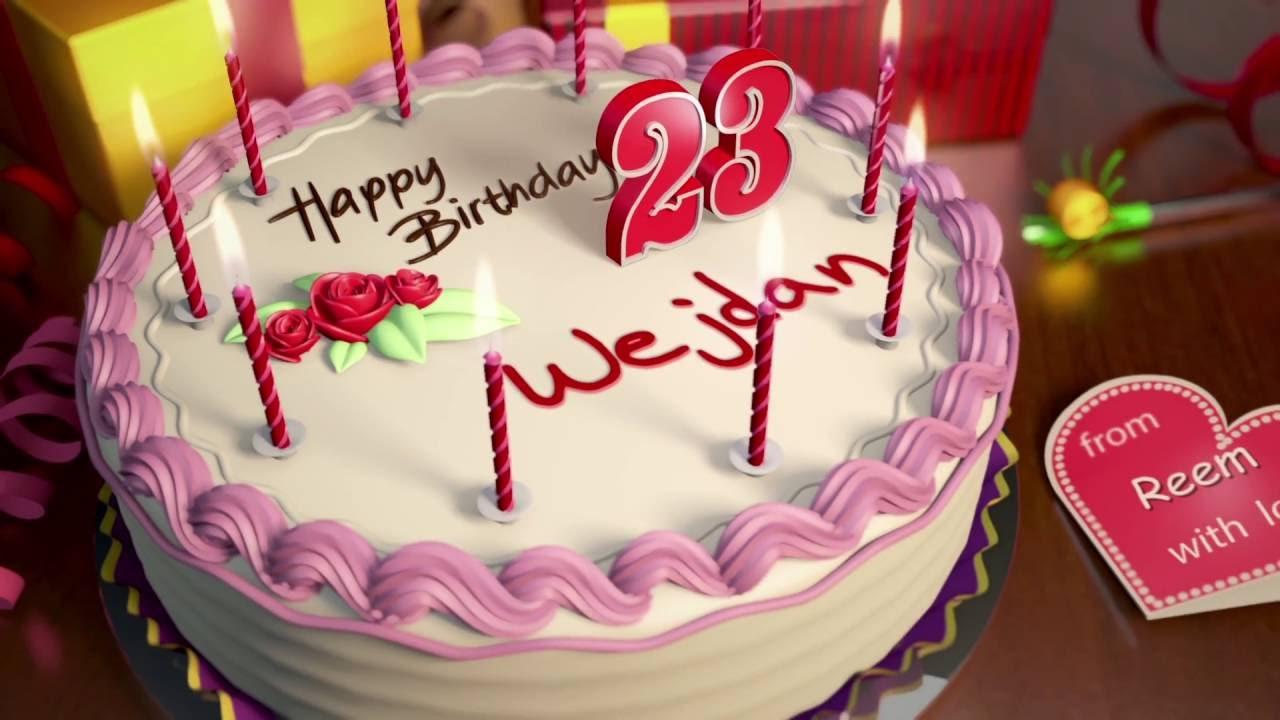 بالصور تهانى عيد ميلاد , عبارات تهنئة بمناسبة اعياد ميلاد 3609 8