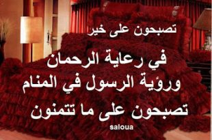بالصور مسجات تصبحون على خير اسلامية , رسايل مسائية اسلامية 3633 12 310x205