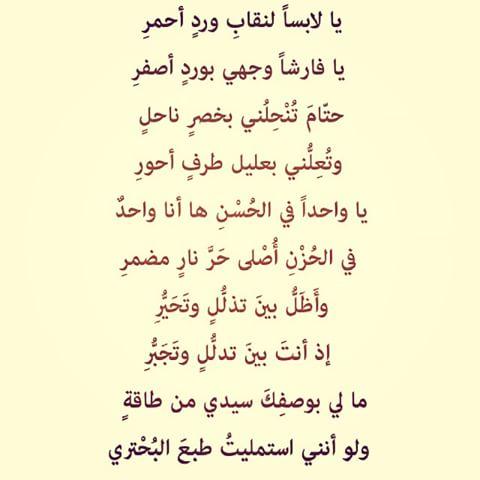 بالصور شعر عن الجمال , قصائد عن الحسن 3689 8