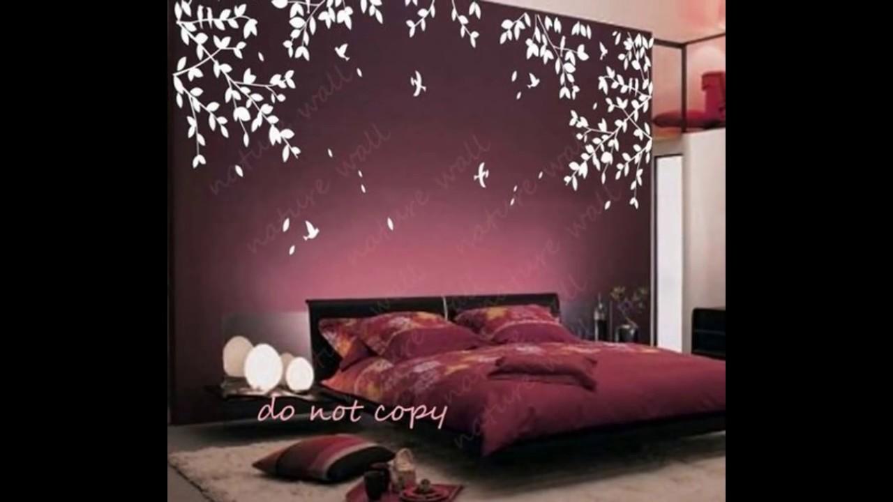 بالصور دهانات غرف نوم , الوان حوائط لغرفة النوم 3707 1