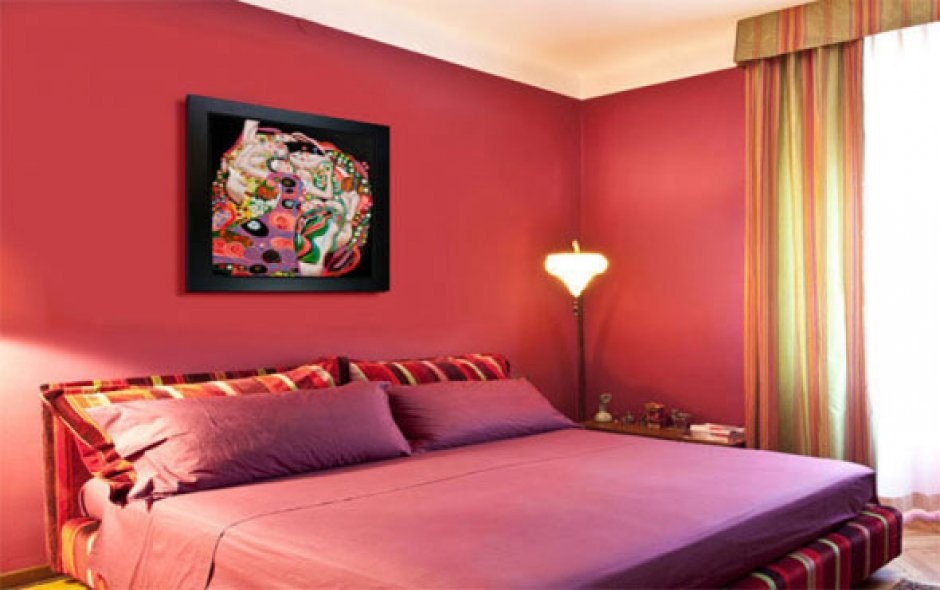بالصور دهانات غرف نوم , الوان حوائط لغرفة النوم 3707 11