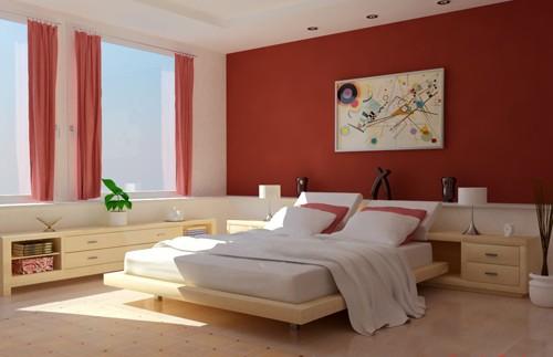 بالصور دهانات غرف نوم , الوان حوائط لغرفة النوم 3707 2