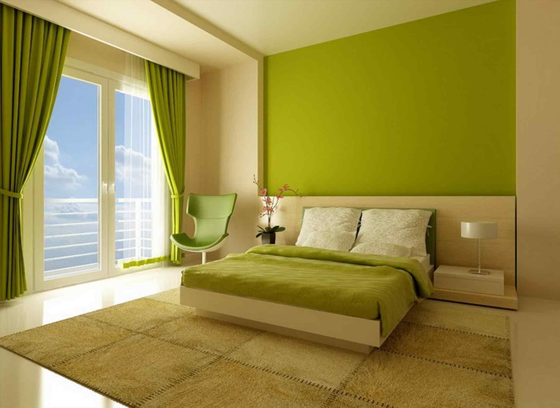 بالصور دهانات غرف نوم , الوان حوائط لغرفة النوم 3707 4