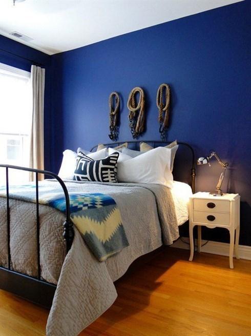 بالصور دهانات غرف نوم , الوان حوائط لغرفة النوم 3707 7