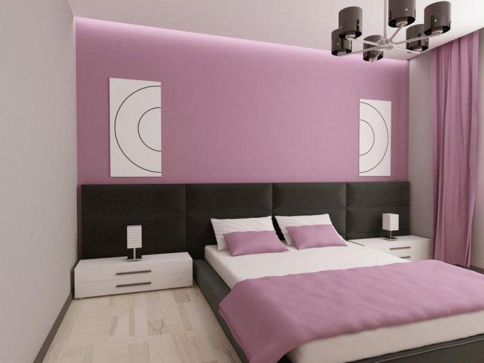 بالصور دهانات غرف نوم , الوان حوائط لغرفة النوم 3707