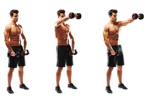 صورة تمارين الكتف , افضل تمارين عضله الكتف