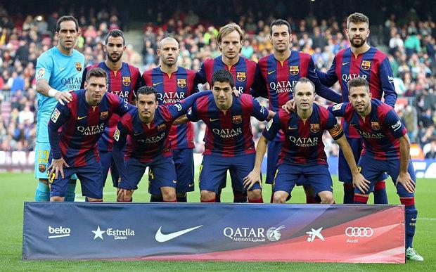 صور صور فريق برشلونة , اجمل صور لفريق برشلونه