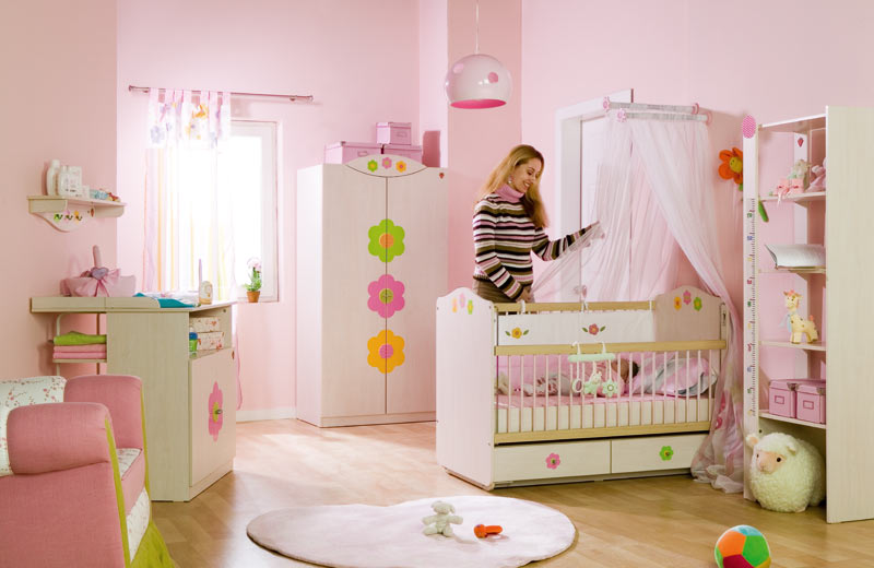 صوره غرف نوم بنات اطفال , احدث اشكال غرف بناتي