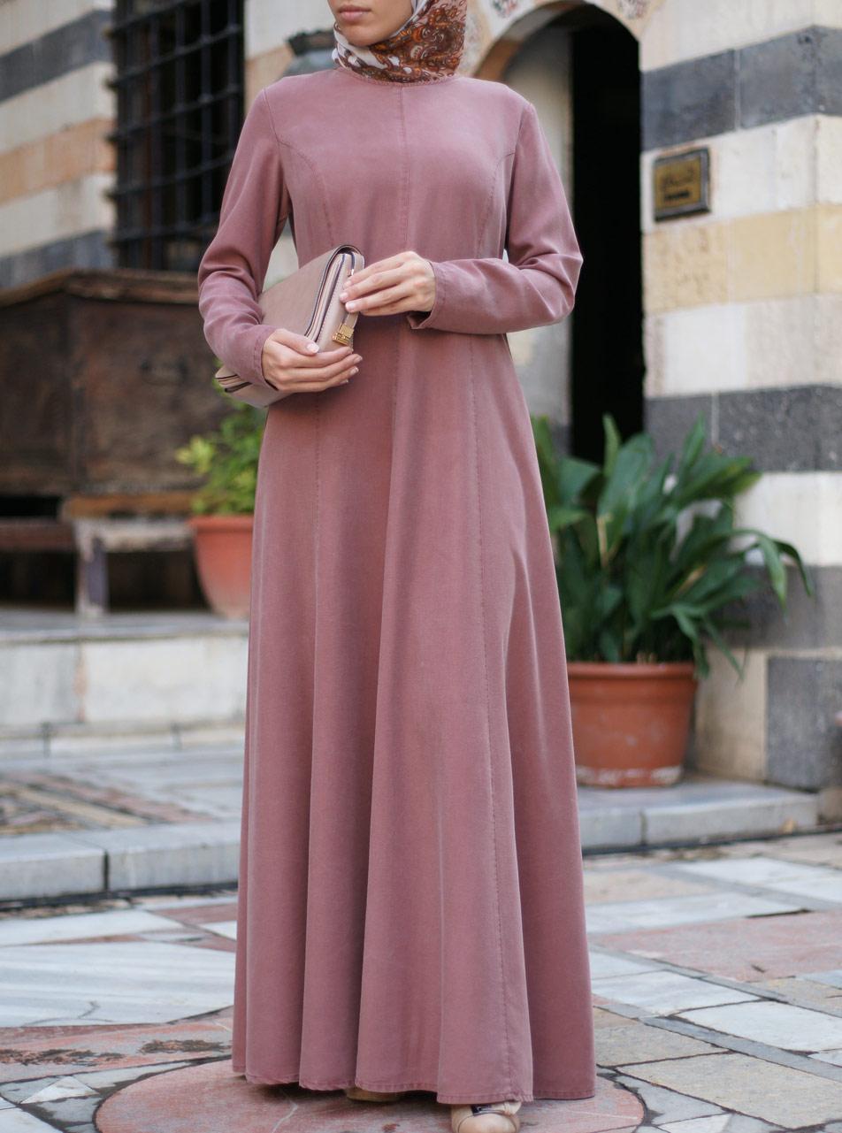 موديلات حجابات جزائرية مخيطة , ملابس جزائرية للمحجبات  عبارات