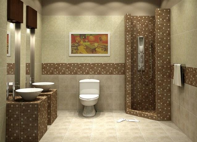 بالصور بلاط حمامات , صور ارضيات وسيراميك الحمامات 6554 11