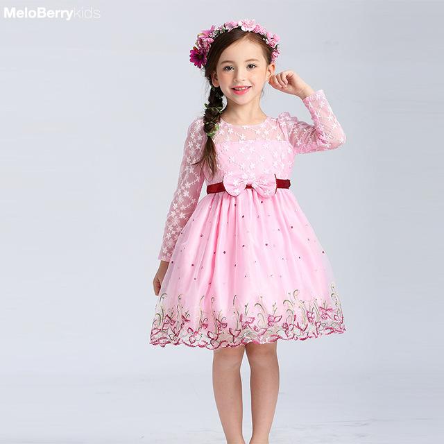 بالصور فساتين سواريه اطفال , تالقي طفلتك بفساتين السواريه 6592 12