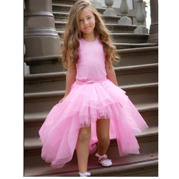 بالصور فساتين سواريه اطفال , تالقي طفلتك بفساتين السواريه 6592 14