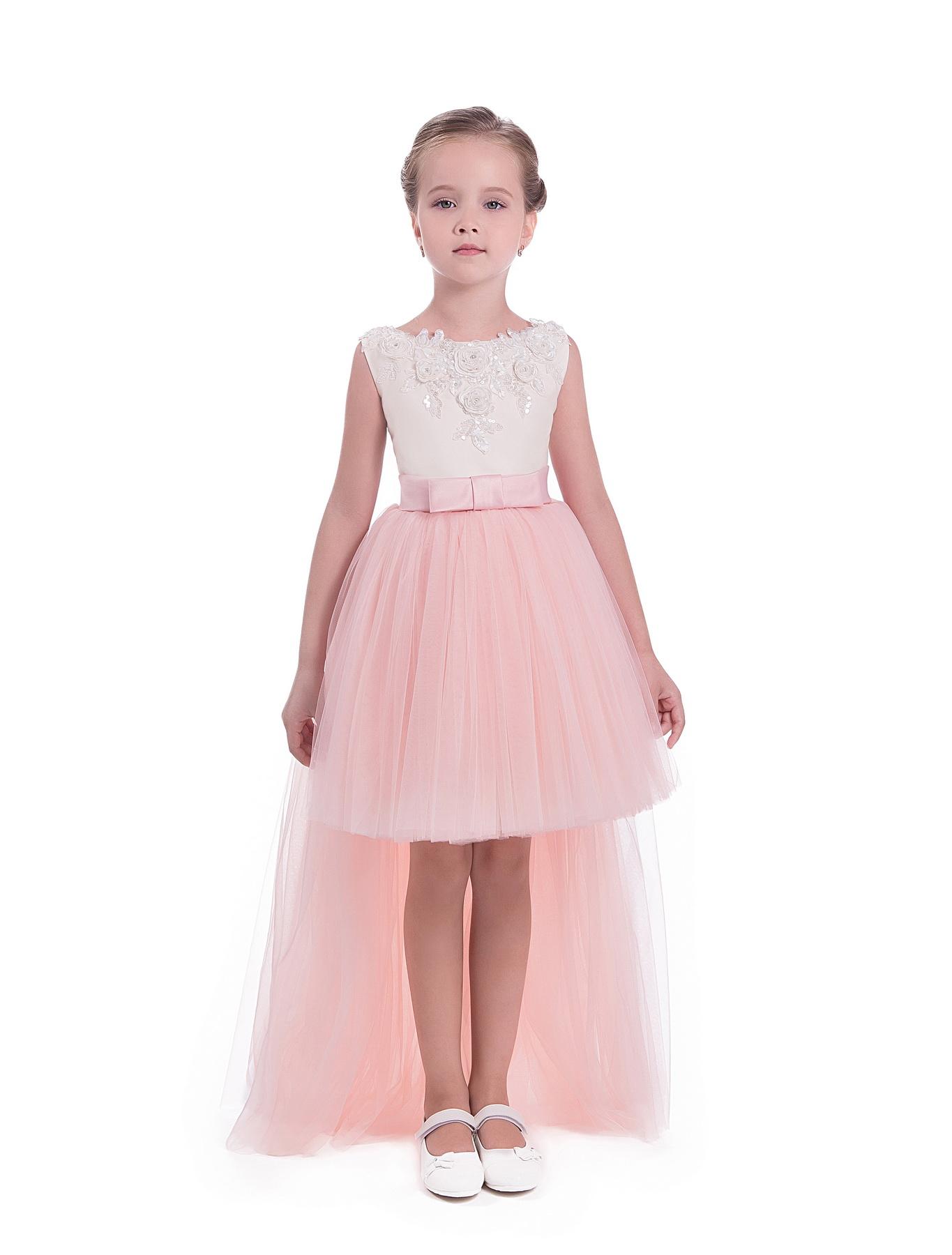بالصور فساتين سواريه اطفال , تالقي طفلتك بفساتين السواريه 6592 2