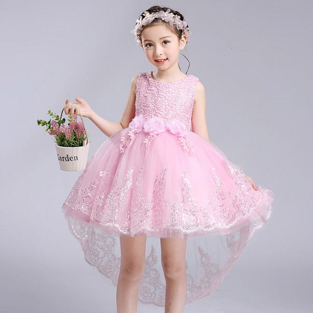بالصور فساتين سواريه اطفال , تالقي طفلتك بفساتين السواريه 6592 7
