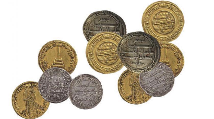 بالصور عملات قديمة , صور اقدم العملات 6624 2