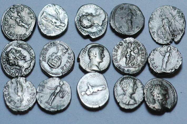 بالصور عملات قديمة , صور اقدم العملات 6624 6