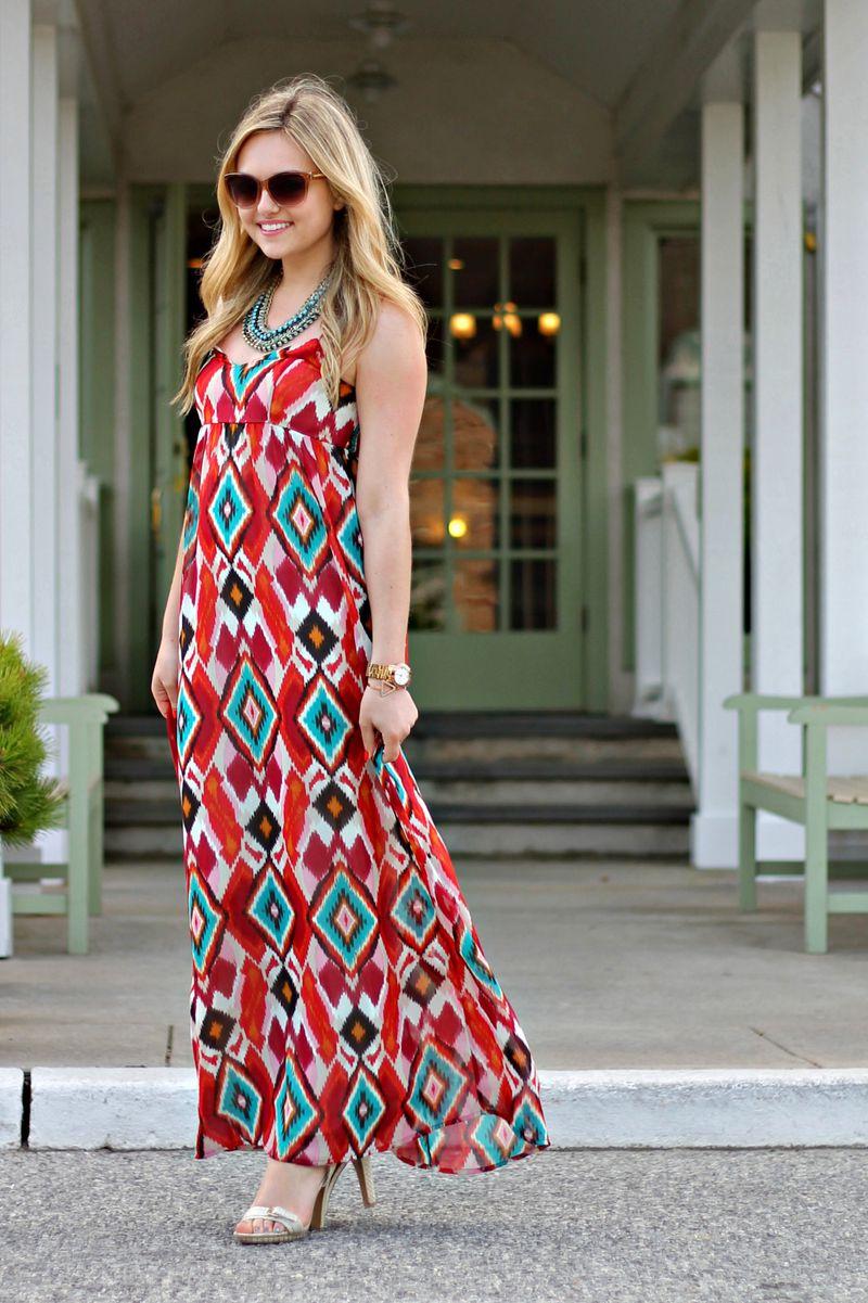 بالصور فساتين صيفية , تالقي باجمل الفساتين الصيفيه 6652 1