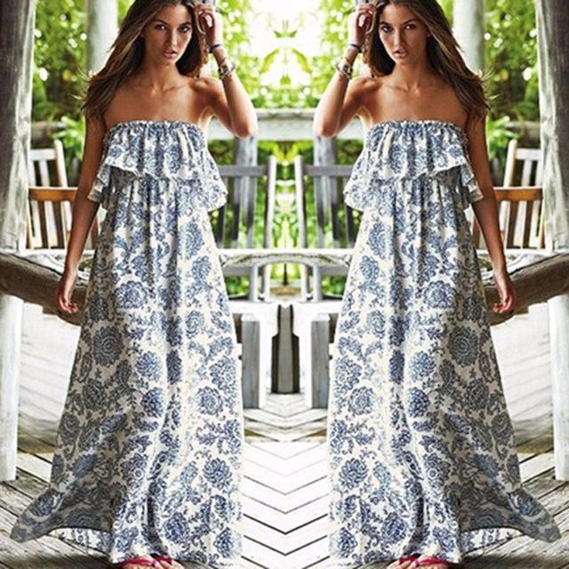 بالصور فساتين صيفية , تالقي باجمل الفساتين الصيفيه 6652 10